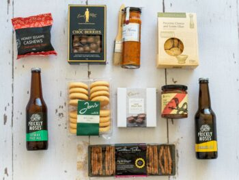 Darriwill Farm Warrrnambool hampers - Beers and Cheers