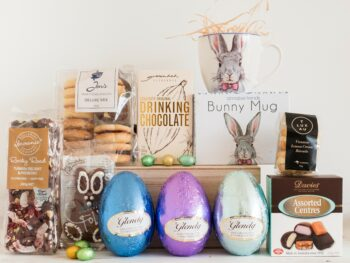 Hop to It Easter Hamper